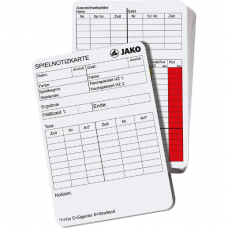 Jako Referee memo cards 20 pcs