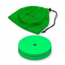 Marking discs ø 15,5 cm Set of 12 green