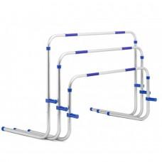 T-PRO - self return hurdle adjustable Height 55 - 84 cm