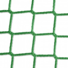 Goal net (green) - 5 x 2 m, 4 mm PP, 90 200 cm
