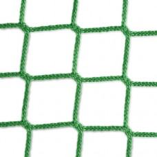 GOAL NET green - 3 x 2 m, 4 mm PP, 80 100 cm