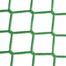 Goal net (green) – 7,32 x 2,44 m, 4 mm PP, 80 150 cm