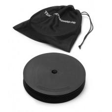 Marking discs ø 21 cm Set of 12 black