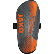 Jako Shin guard Competition Basic flame-anthracite-stone grey 40