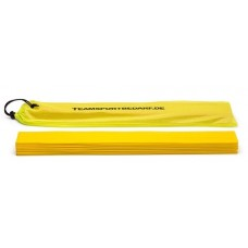 Marking strips 50 x 6 cm Set of 12 pices Yellow
