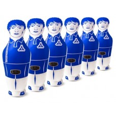 Set of 6 Air Mannequins Training Dummies TEAMI junior (160 cm) - inflatable