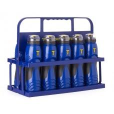 Bottle 2.0 - 750 ml (pro) set of 10 (incl. PVC bottle carrier)