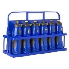 Bottle 2.0 - 750 ml (pro) set of 12 (incl. PVC bottle carrier)