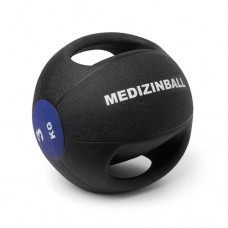 Medicine Ball with double handles 3 kg
