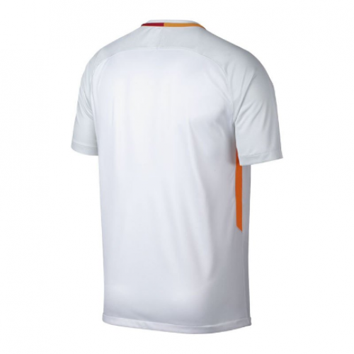newest 600d1 1af98 Nike AS Rom Trikot Away 2017 2018 White 100