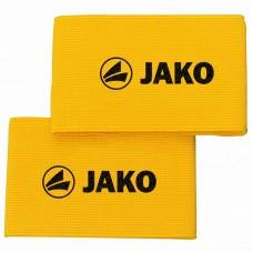 Jako Shin guard band yellow 03