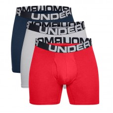 Under Armour CG 6'' 3Pac Boxers 600