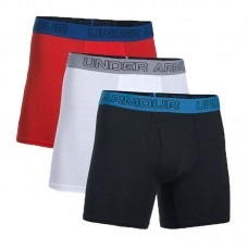 Under Armour Cotton Stretch 6 Boxers 3Pac 004