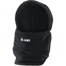 Jako Neck warmer with cap black 08