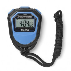 Stopwatch digital blue