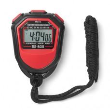 Stopwatch digital Red