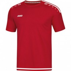 Jako Jersey Striker 2.0 S S chili red-white Junior 11