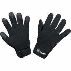 Jako Player glove fleece black 08
