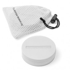 Marking Discs ø 8,5 cm (9 colours) – Set of 10 White