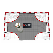 COVERING ON FOOTBALL GOAL PURE2IMPROVE 3X2M. INDOOR PRATICE NET