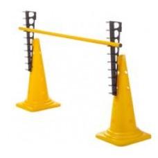 Ladder Hurdle Single Hurdle Height 52 cm Yellow