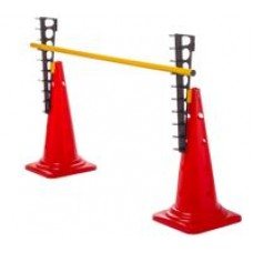 Ladder Hurdle Single Hurdle Height 52 cm Red