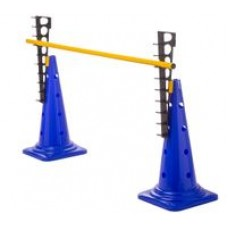 Ladder Hurdle Single Hurdle Height 52 cm Blue