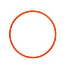 Coordination Ring ø 50 cm Red