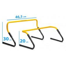 T-PRO mini hurdle (height-adjustable) height 20-30 cm 1 piece
