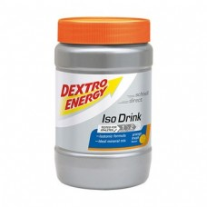 Dextro Energy Iso Drink Powder 440 g Jar Orange Fresh