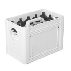 T-PRO BottleCarrier box for drinking bottles White