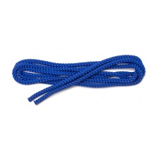 Gymnastic skipping rope (3 colours) - length 3 m Blue