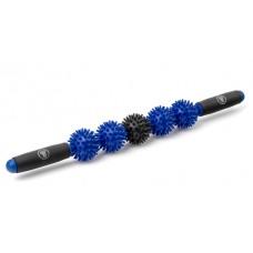 Spikey balls massage roller stick - Length: 52 cm