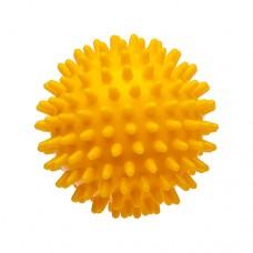 Spikey ball Massage Ball ø 8 cm yellow