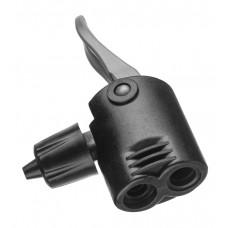 Pump head (dual) - for the floor pump