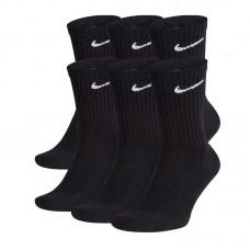 Nike Everyday Cushion Crew 6Pak 010