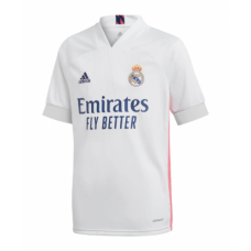 Real Madrid Trikot Home 2020/2021 White Junior