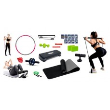 Home training set for women - 14 machines + 270 exercises