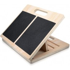 Inclined board made of wood (3-step) - calf extensors