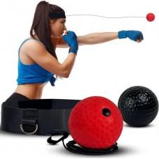 Box-Reflex-Ball-Set (incl. 2 balls) - Fightball